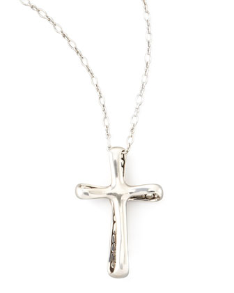 Small Kali Cross Pendant Necklace