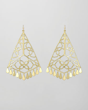 Samira Geometric Earrings