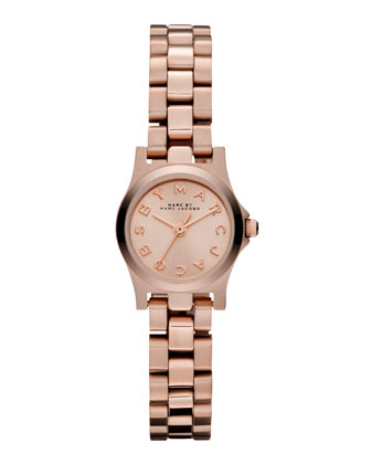 Rose Golden Sunray Watch