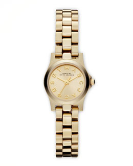 MARC by Marc Jacobs Yellow Golden Sunray Watch