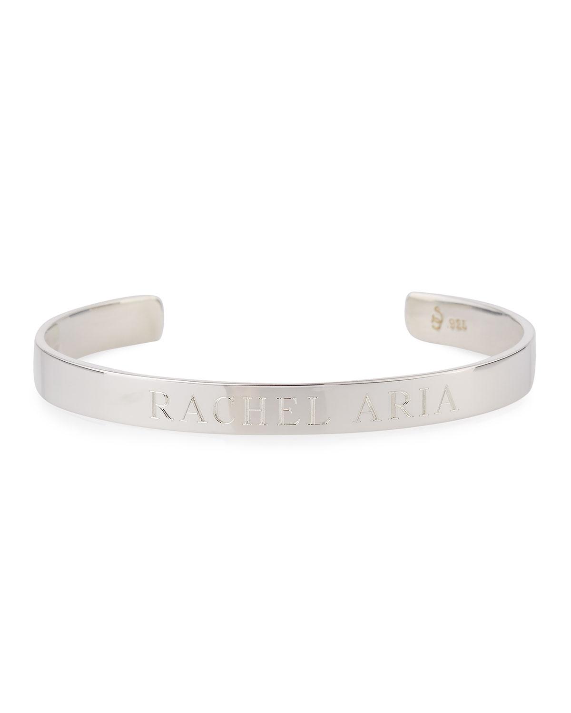 Ciela Personalized ID Bracelet, Silver - Sarah Chloe