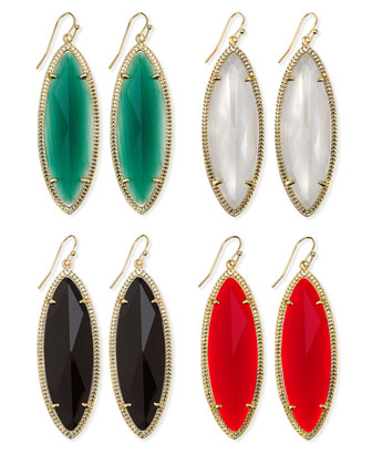 Jessa Marquise Earrings