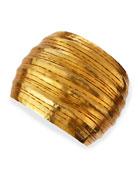 Salome Gold Collar Cuff