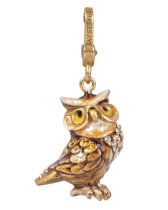 Albert Owl Charm