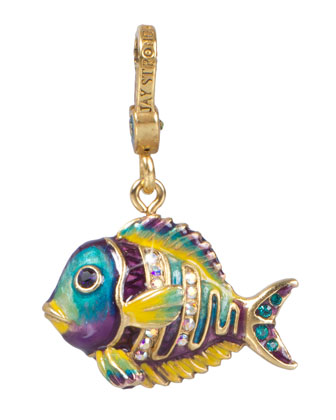 Linus Tropical Fish Charm