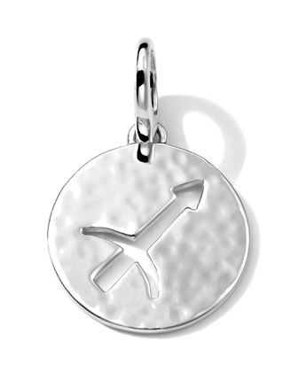 Sterling Silver Zodiac Charm, Sagittarius