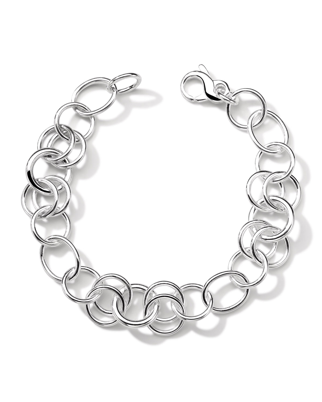 Sterling Silver Charm Bracelet   Ippolita   Silver