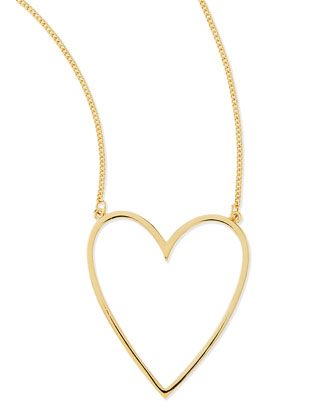 Heart's Desire Pendant Necklace, 32