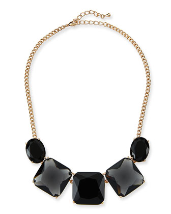Mila Jeweled Necklace