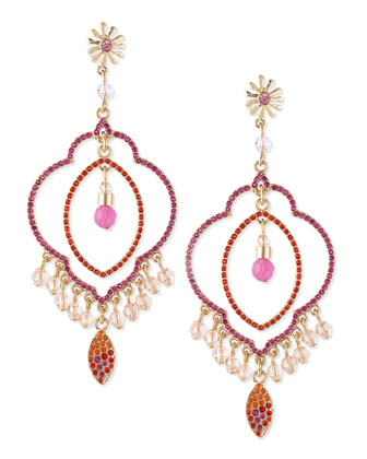 Jaipur Dance Earrings