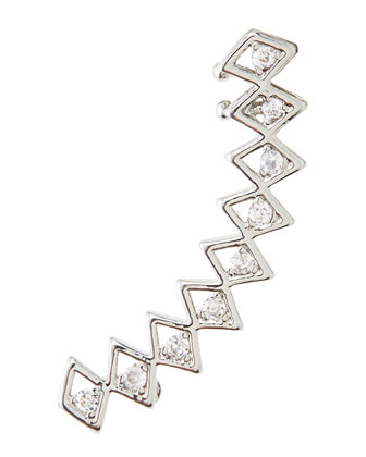 Art Deco Ear Cuff