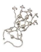 Ivy & Acorn Hand Chain