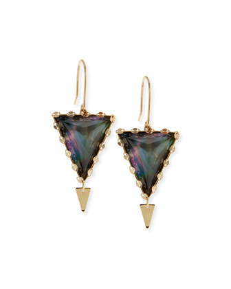 Small Mystiq Spike Earrings