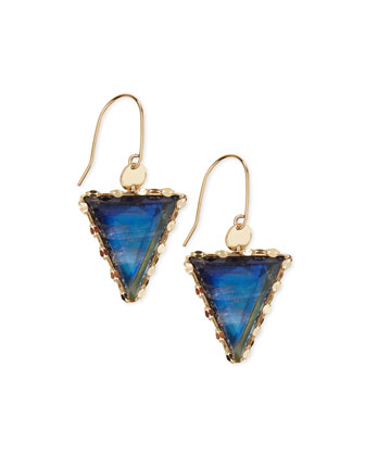 Mesmerize Triad Earrings