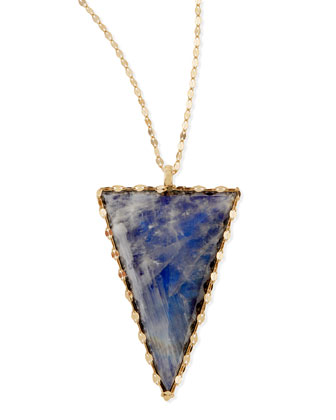 Mesmerize Spike Pendant Necklace