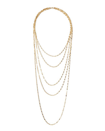 14k Mega Roma Necklace