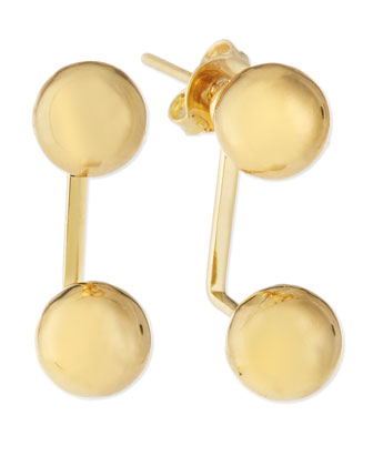 Suspension Bauble Earrings