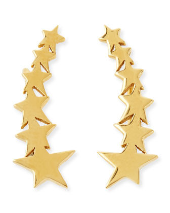Vega Star Earring Cuffs