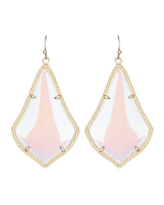 Alexandra Iridescent Earrings