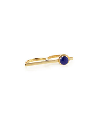 Telepathy Blue Lapis Ring