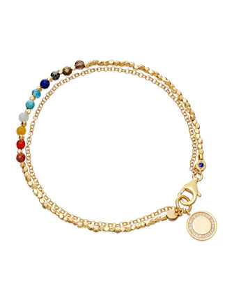 Cosmos Friendship Bracelet