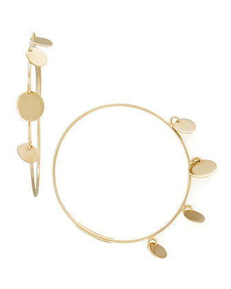 Gypsy Magic Small Hoop Earrings