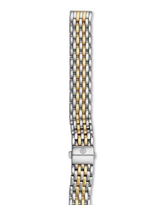 12mm Urban Petite Two-Tone Bracelet