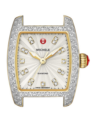 Urban Petite Diamond Two-Tone Watch Head