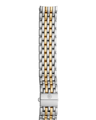 Ascalon Two-Tone Bracelet, 18mm