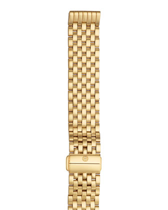 18mm Deco II Gold-Plated Bracelet
