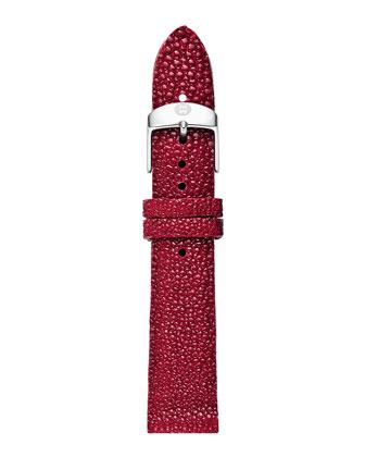 16mm Stingray Strap, Raspberry