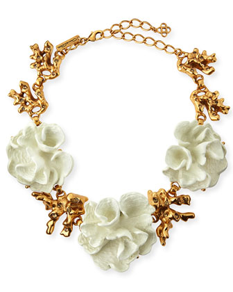 Ivory Coral Necklace