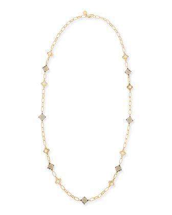Gold Plated Babylon Necklace