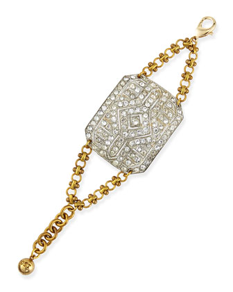 One-of-a-Kind Art Deco Bracelet