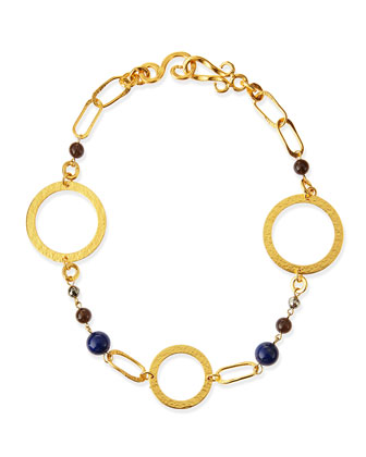 Love Lapis Soky Necklace