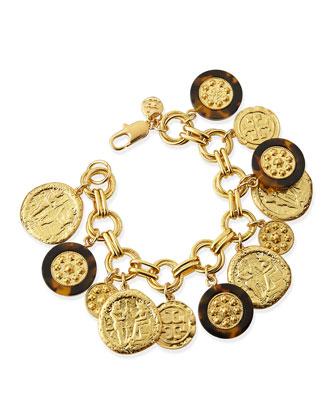 Shiloh Charm Bracelet