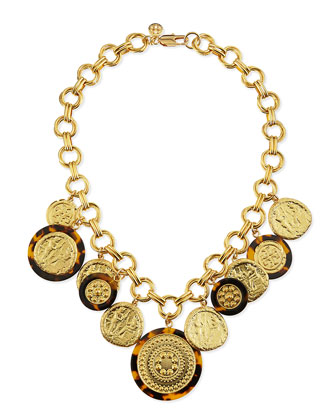 Shiloh Statement Necklace