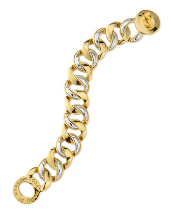 Katie Mixed Metal Chain Bracelet