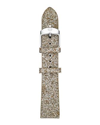 Urban Mini Diamond Watch Head & 16mm Crystal Watch Strap
