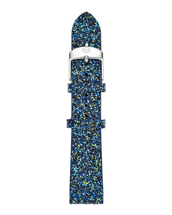 Urban Mini Diamond Watch Head & 16mm Crystal Watch Strap