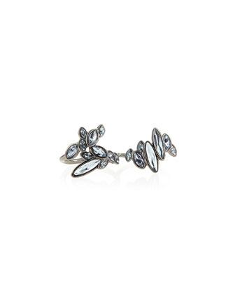 Miss Havisham 2-Finger Marquise Ring