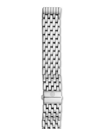 16mm Deco Moderne II Stainless Bracelet