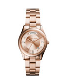 Colette Rose Golden Stainless Steel Watch