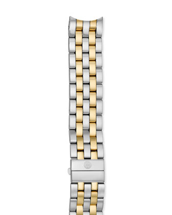 20mm Sport Sail Two-Tone Bracelet Strap