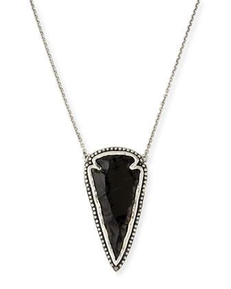Arrowhead Pendant Necklace