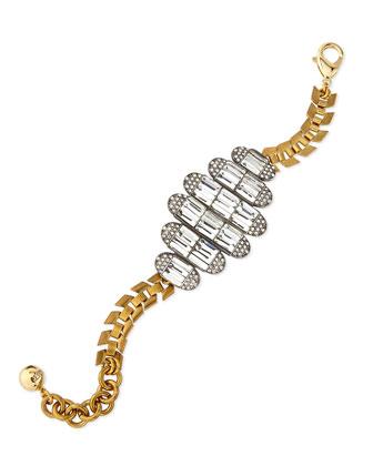 Elizabeth Crystal Bracelet
