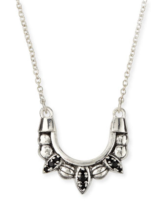 Mini Tribal Spike Necklace