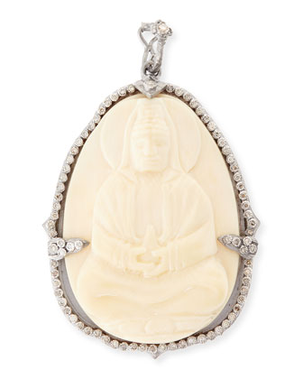New World Diamond & Bone Buddah Enhancer