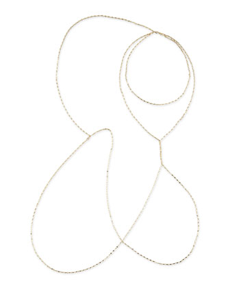 Blake 14k Gold Body Chain