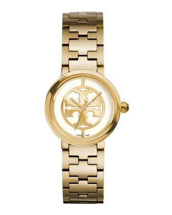 28mm Reva Golden Bracelet Watch